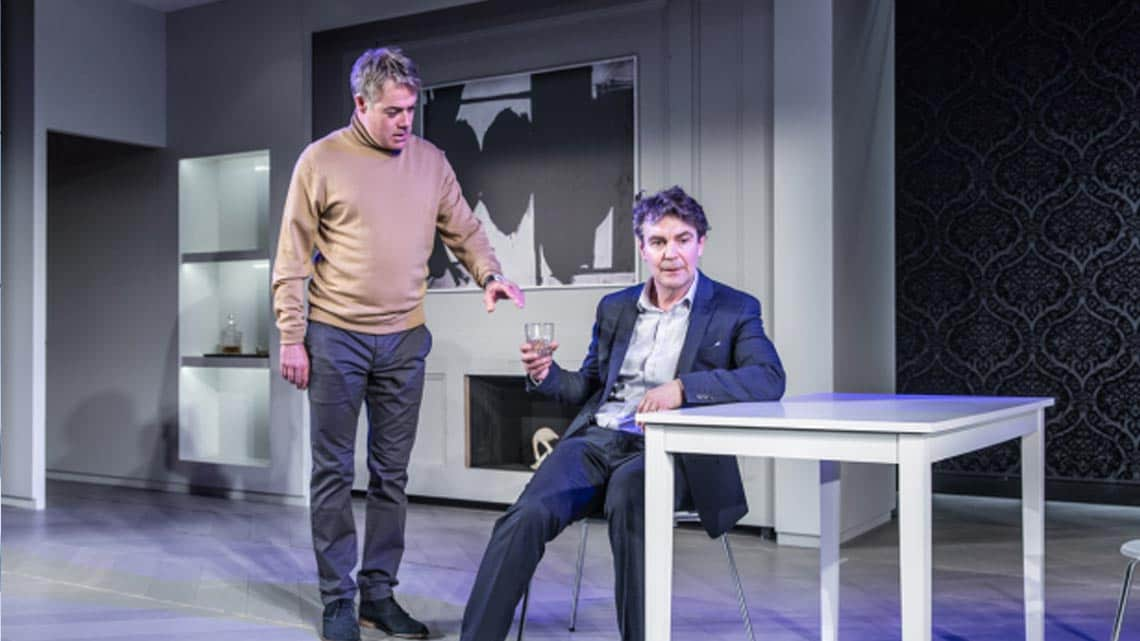 The Truth | Photo Marc Brenner | The Truth at the Wyndham's Theatre