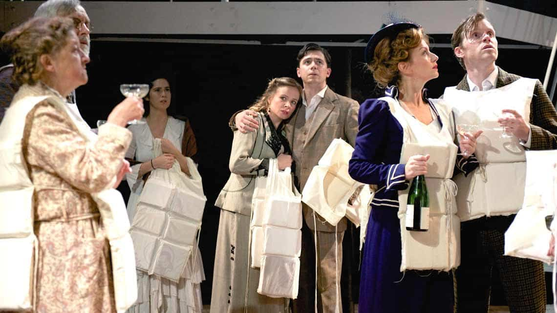 | Reviews round-up: Titanic at Charing Cross Theatre