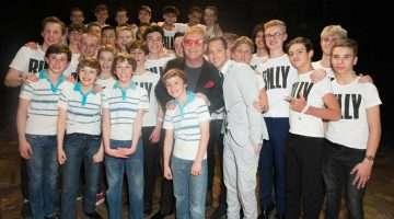 Billy Elliot final West End  performance | Photo: Craig Sugden