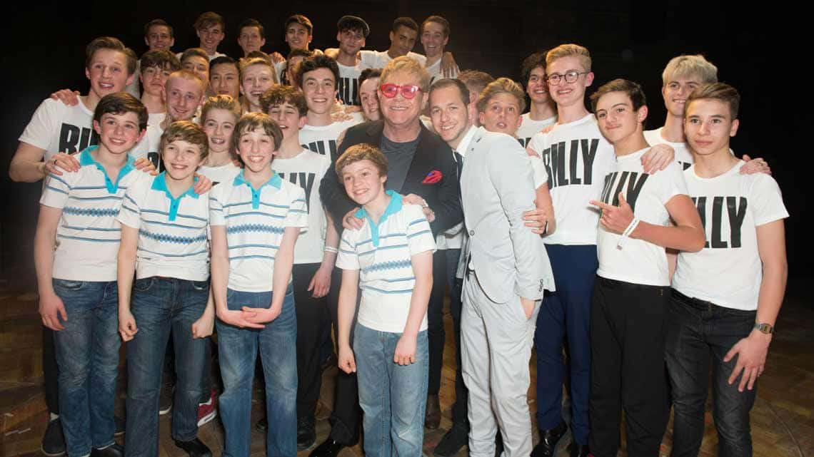 Billy Elliot final West End  performance | Photo: Craig Sugden | Elton John attends final West End performance of Billy Elliot