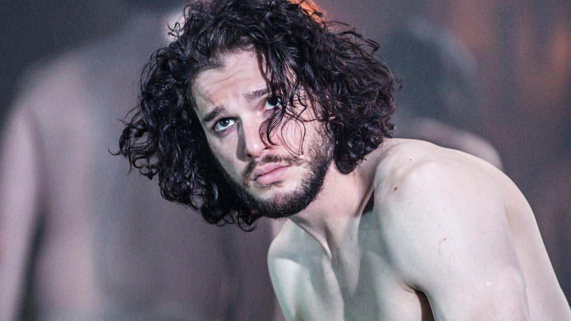 Doctor Faustus | Duke of York's Theatre | Kit Harington in Doctor Faustus