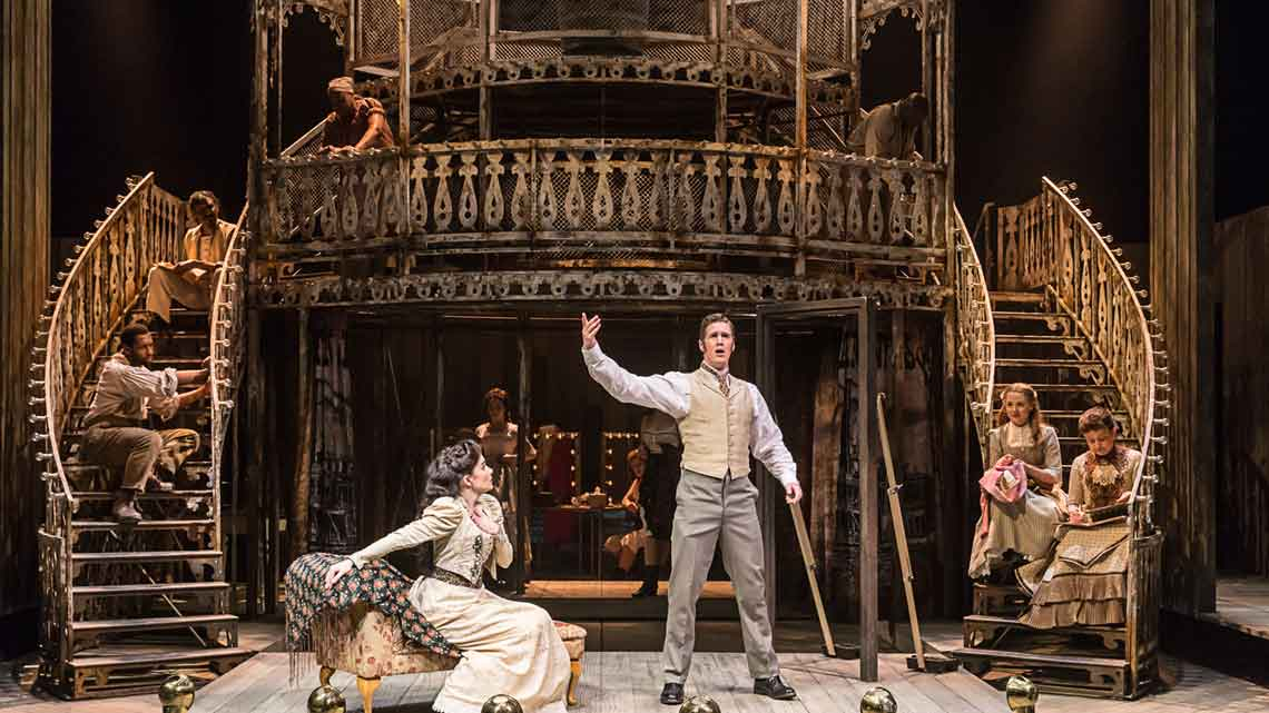 | First Look: Show Boat at the New London Theatre