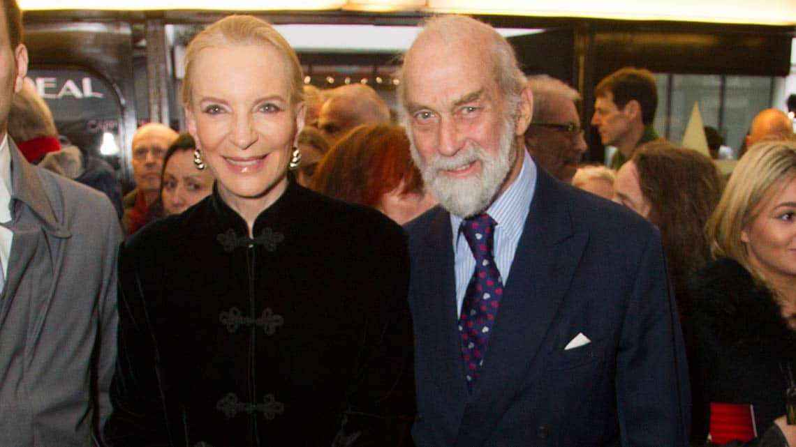 Prince and Princess Michael of Kent | Show Boat opening night | Photo credit: Dan Wooller | First Night Photos: Show Boat