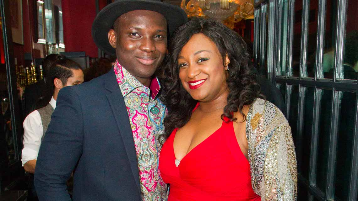 Emmanuel Kojo, Sandra Marvin | Show Boat opening night | Photo credit: Dan Wooller | First Night Photos: Show Boat