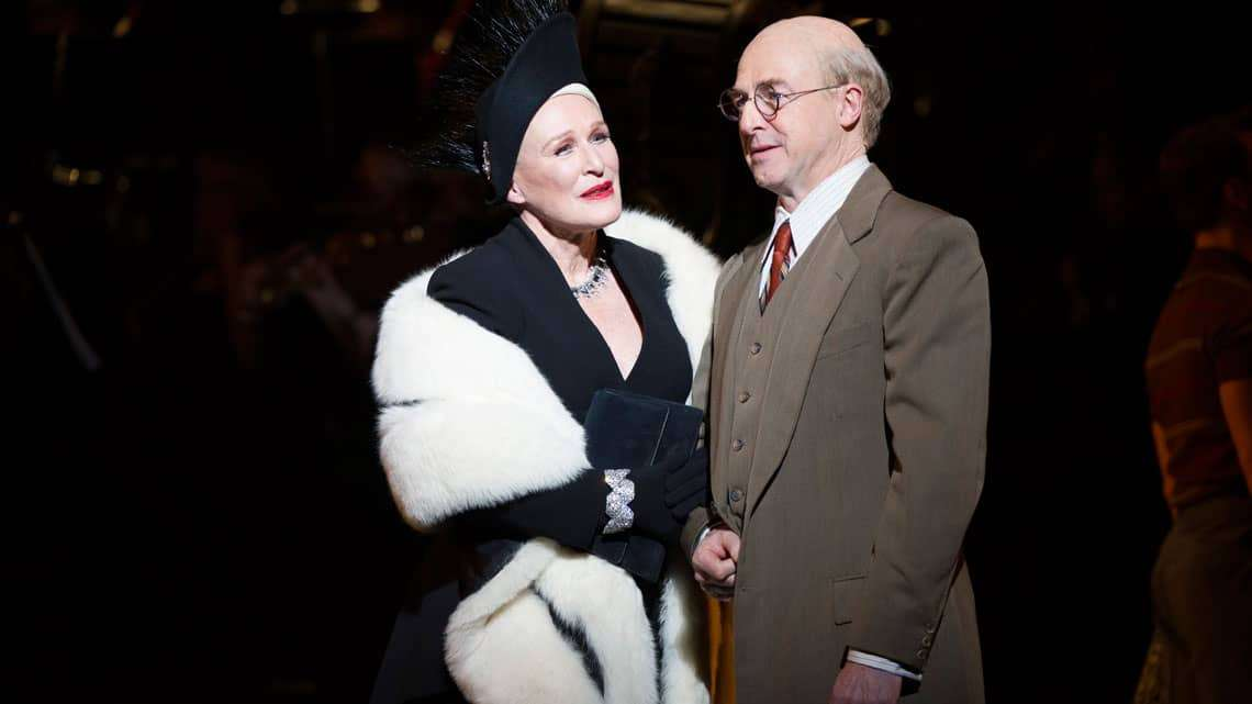 Sunset Boulevard | ENO | Photo: Richard Hubert Smith | Sunset Boulevard at the London Coliseum