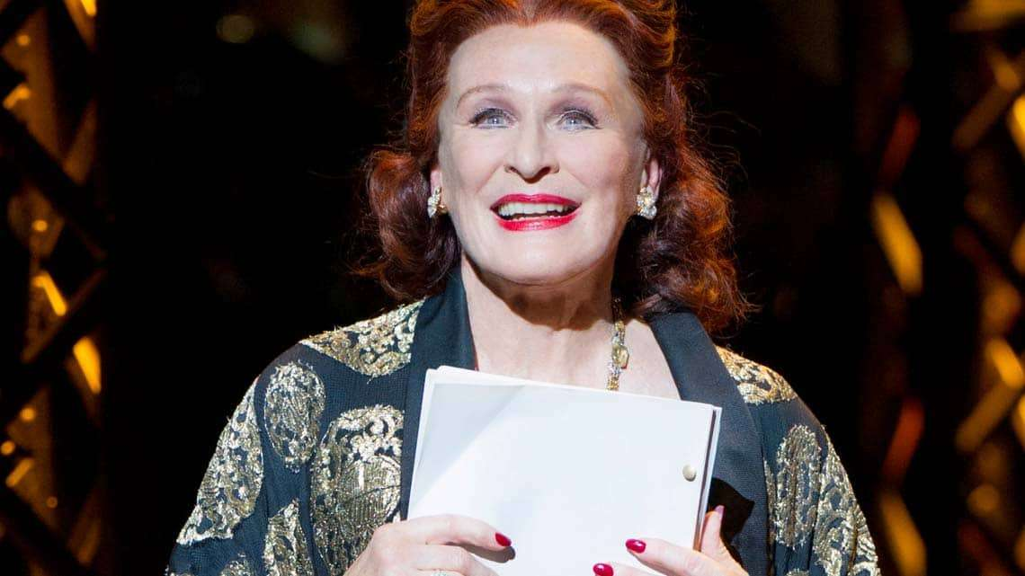 Glenn Close | Sunset Boulevard | ENO | Photo: Richard Hubert Smith | Sunset Boulevard at the London Coliseum