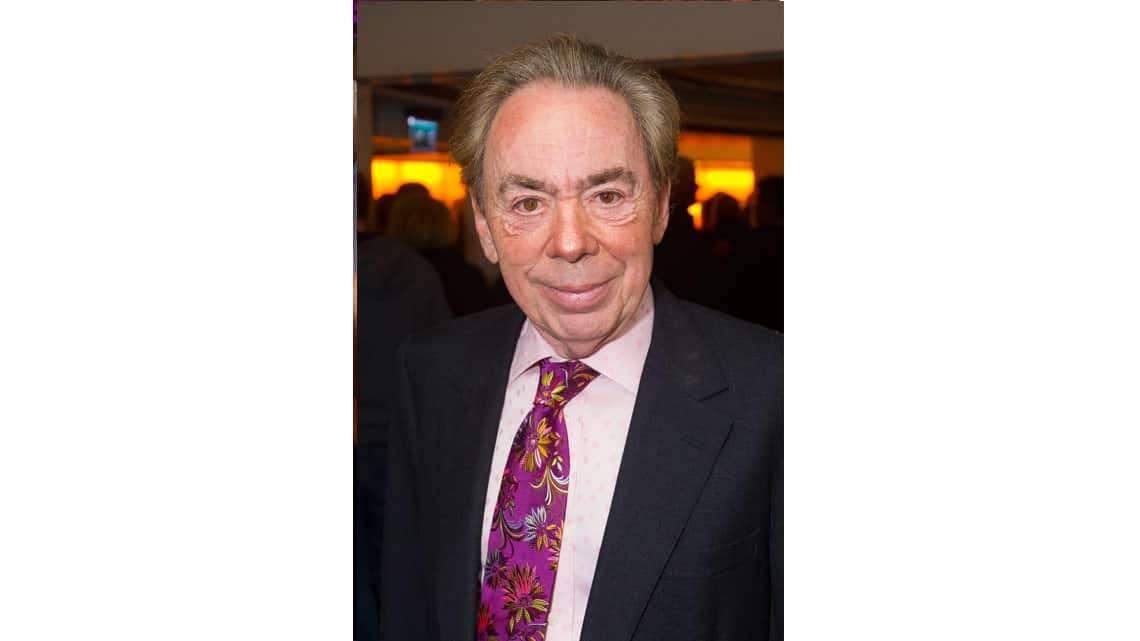 Andrew Lloyd Webber at the opening night of Sunset Boulevard. Photo credit Dan Wooller | In Pictures: First Night of Sunset Boulevard