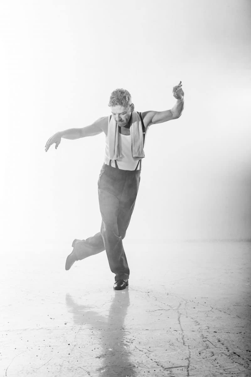 Kenneth Branagh in The Entertainer |Photo: Johan Persson