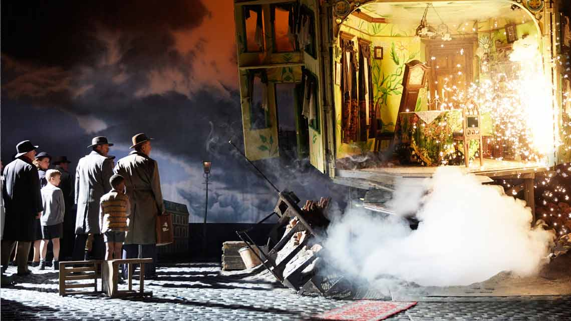 review of jb priestleys an inspector calls The official jb priestley website the famous national theatre production of an inspector calls has returned to the west end to rave reviews and has extended it.