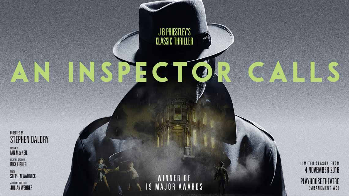 | An Inspector Calls at the Playhouse Theatre