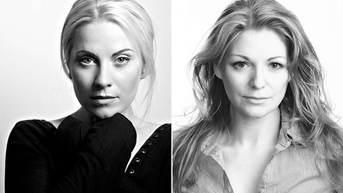 Louise Dearman and Laura Pitt-Pulford | Side Show at Southwark Playhouse