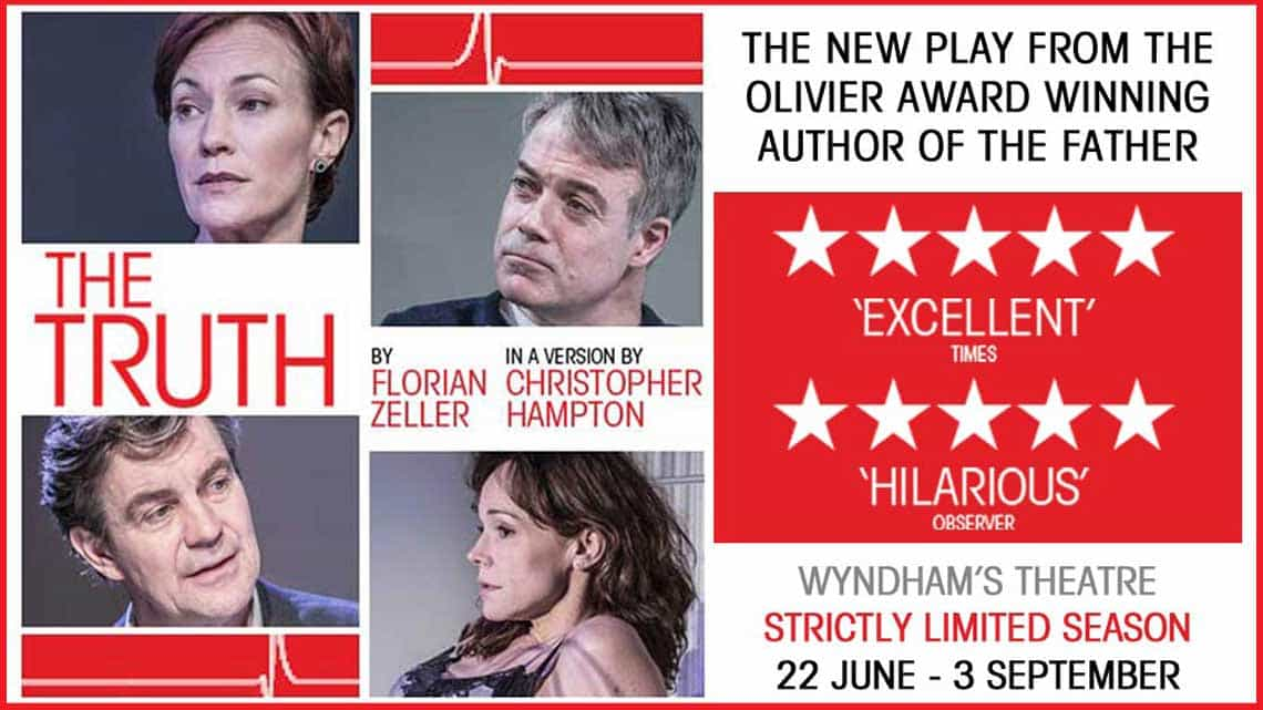 | The Truth at the Wyndham's Theatre