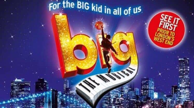 | Gary Wilmot, Denise Van Outen and Diana Vickers to star in new musical BIG