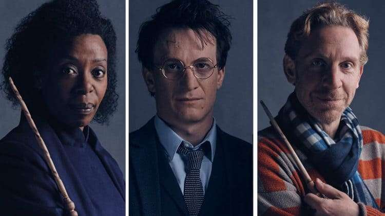 Harry Potter and the Cursed Child Broadway cast