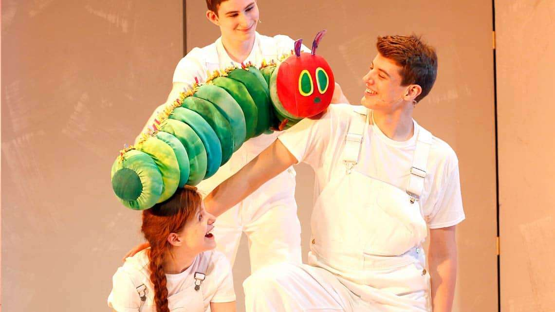 | The Very Hungry Caterpillar