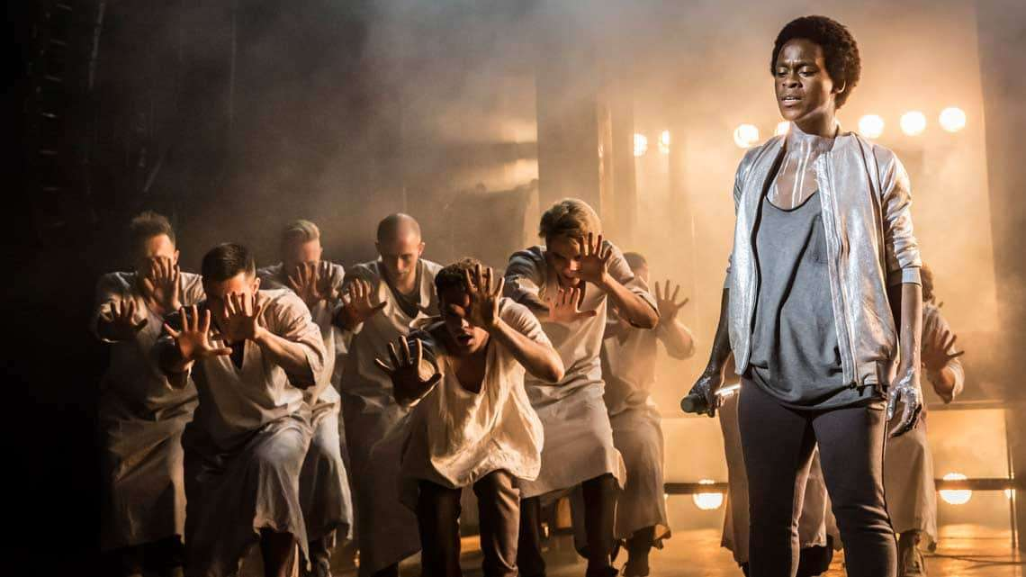 Jesus Christ Superstar | © Johan Persson. | Jesus Christ Superstar at Regents Park Open Air Theatre