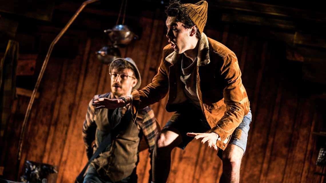 Stig of the Dump Tickets | Arts Theatre | London theatre tickets