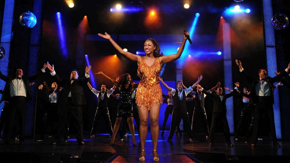 Beverley Knight in The Bodyguard| Dominion Theatre | © Alessandro Pina | First look at Beverley Knight in The Bodyguard