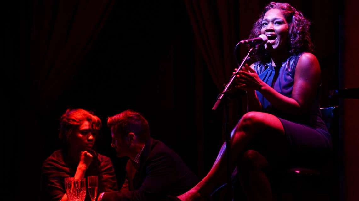 The Bodyguard| Dominion Theatre | © Alessandro Pina | First look at Beverley Knight in The Bodyguard