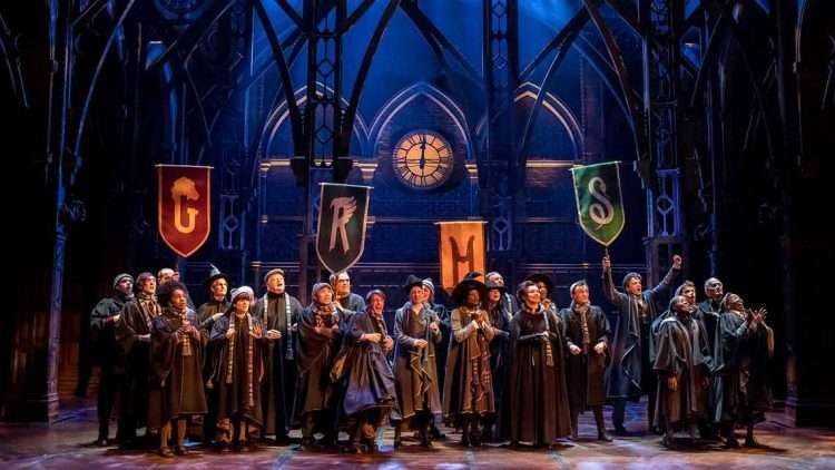 Harry Potter And The Cursed Child To Open In Germany In 2020 Westendtheatre Com