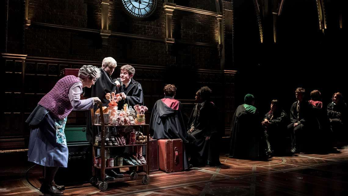 Harry Potter and the Cursed Child | Photo by Manuel Harlan | Photos: Harry Potter and the Cursed Child.