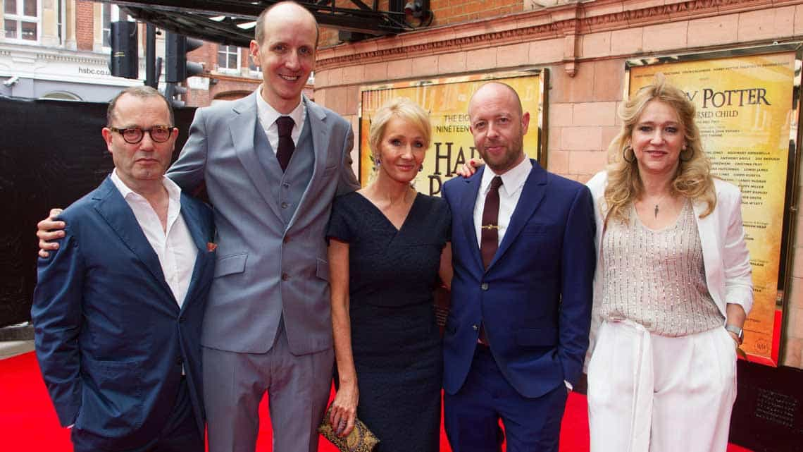 | In pictures: Harry Potter and the Cursed Child gala performance