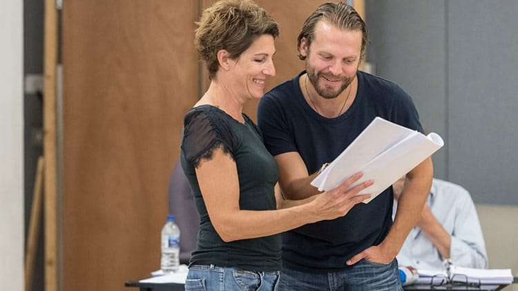 | In rehearsal: Tony Kushner's The Intelligent Homosexual's Guide to Capitalism