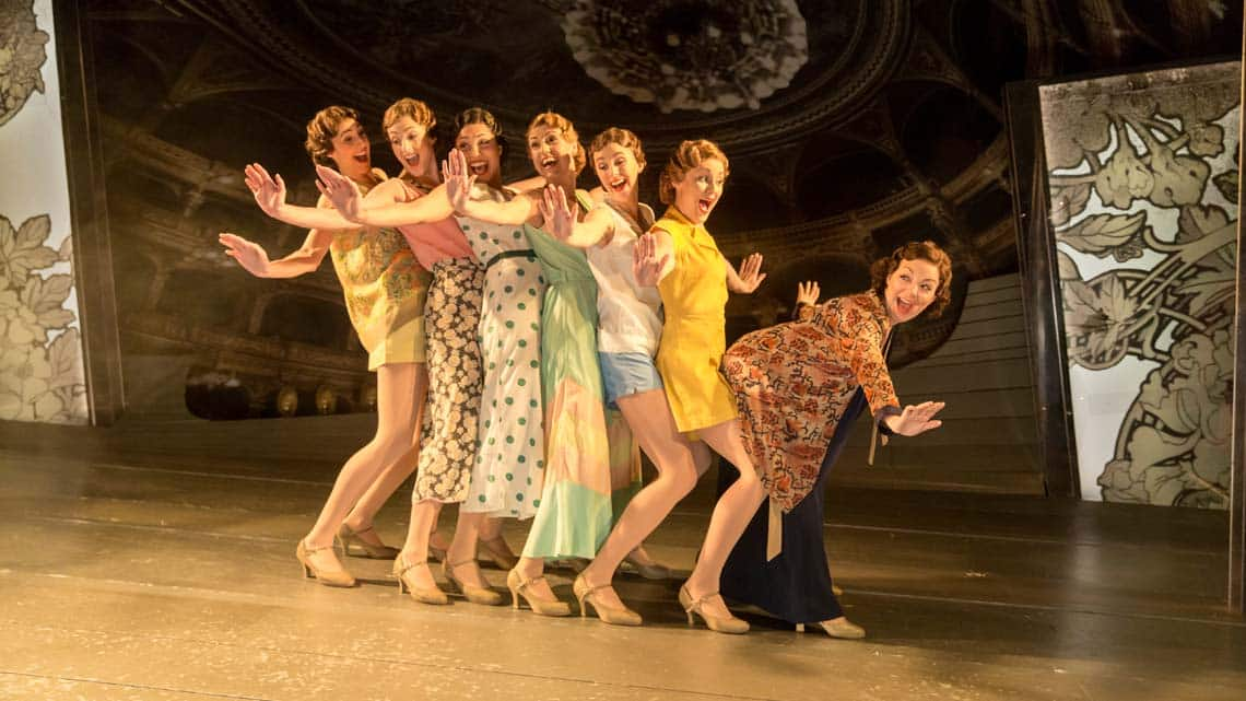 | Sheridan Smith in Funny Girl at the Savoy Theatre