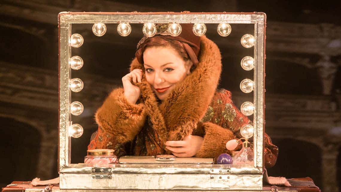 | Funny Girl at the Savoy Theatre