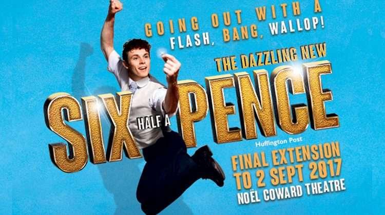 Half A Sixpence, Noel Coward Theatre