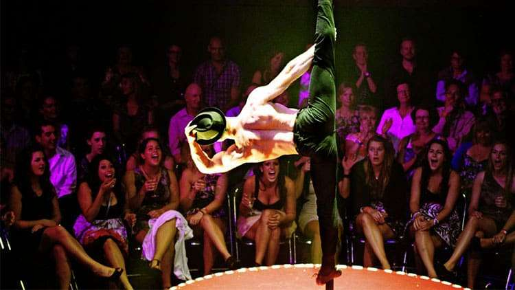| Full casting announced for La Soirée at the Spiegletent