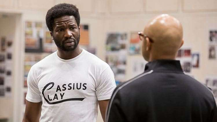 One Night in Miami... | Photo: Johan Persson | In rehearsal: One Night in Miami… at Donmar Warehouse