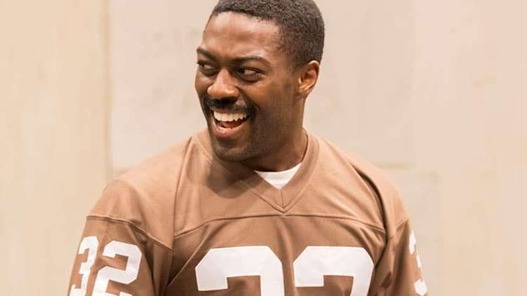 David Ajala | One Night in Miami... | Photo: Johan Persson | In rehearsal: One Night in Miami… at Donmar Warehouse
