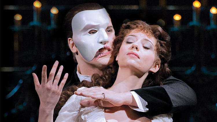 | The Phantom of the Opera at Her Majesty's Theatre