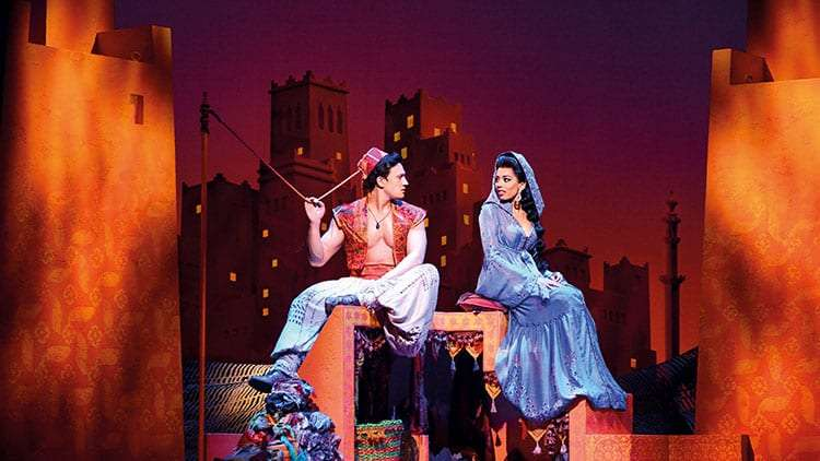| In Pictures: Aladdin revealed