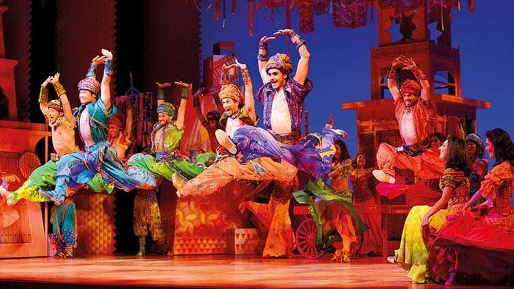 | Disney's Aladdin in the West End