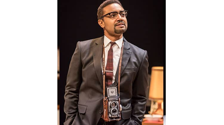 One Night In Miami... | Photo: Johan Persson | Photos: One Night in Miami… Donmar Warehouse