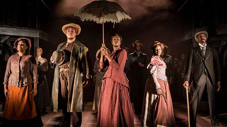 Ragtime | Charing Cross Theatre | Ragtime at the Charing Cross Theatre