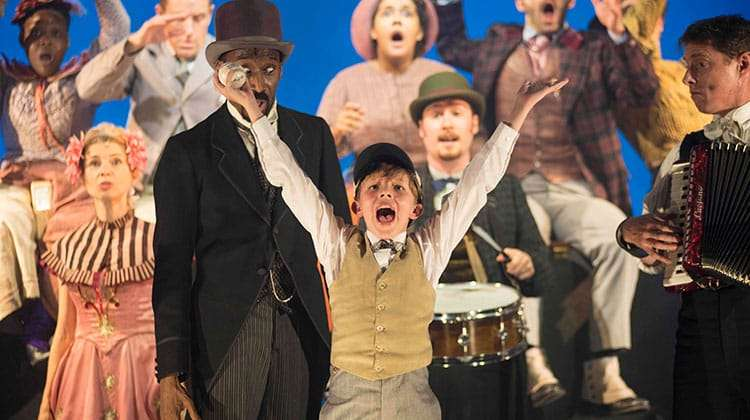 Ragtime | Charing Cross Theatre | Photos: Ragtime at the Charing Cross Theatre