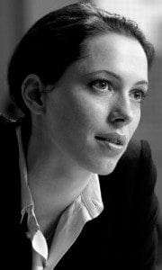 Rebecca Hall - Ian Charleson Awards 2002