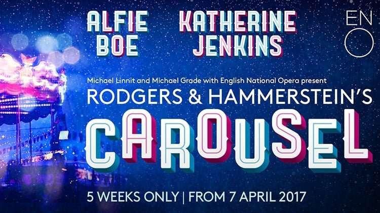 Carousel starring Alfie Boe & Katherine Jenkins
