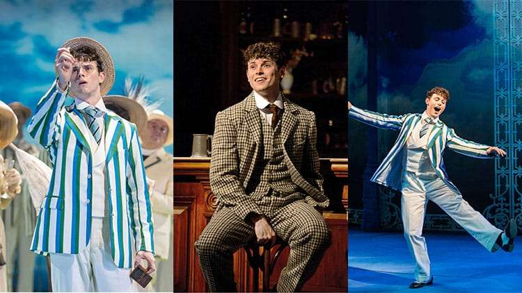 Half a Sixpence | Noel Coward Theatre | Photo: Manuel Harlan | Half a Sixpence at the Noel Coward Theatre