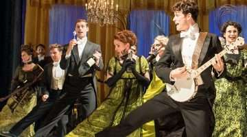 Half a Sixpence | Noel Coward Theatre | Photo: Manuel Harlan