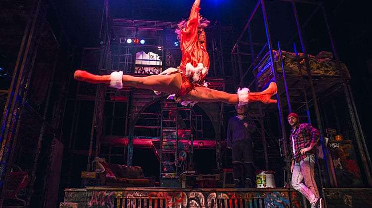 RENT   St James Theatre   Photo: Matt Crockett   First Look: 20th Anniversary production of Rent