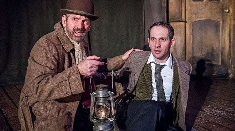 The Woman in Black | Photo: Tristram Kenton | The Woman in Black at the Fortune Theatre