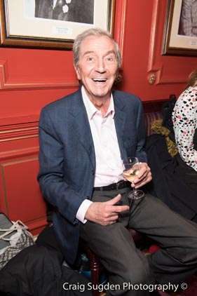 Des O'Connor | Photo: Craig Sugden | In Pictures: Cinderella opening night at London Palladium