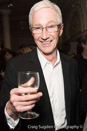 Paul O'Grady  | Photo: Craig Sugden | In Pictures: Cinderella opening night at London Palladium