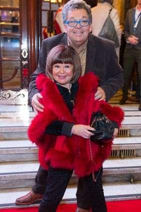 The Krankies | Photo: Craig Sugden | In Pictures: Cinderella opening night at London Palladium