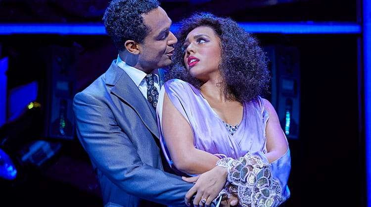 Dreamgirls | Photo: Brinkhoff Mögenburg | In Pictures: Dreamgirls starring Amber Riley