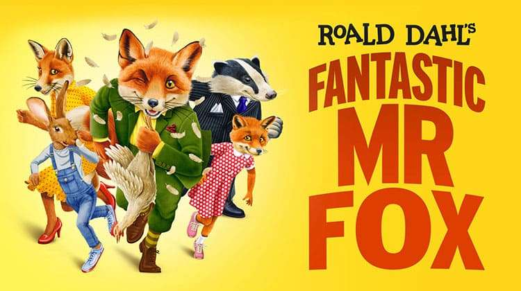 | Roald Dahl's Fantastic Mr Fox at the Lyric Hammersmith